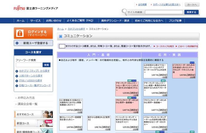 富士通ラーニングメディア